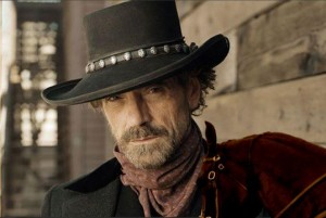 Jeremy Irons as Randall Bragg in Appaloosa
