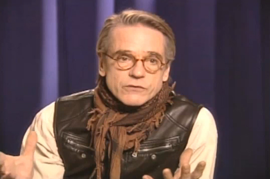 Meet the cast of 'Impressionism' - Jeremy Irons