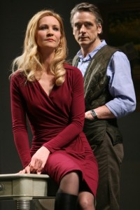 Jeremy Irons and Joan Allen in 'Impressionism'