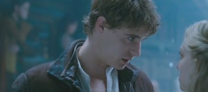 Max Irons and Amanda Seyfried in 'Red Riding Hood'