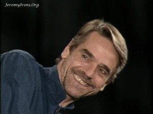 Jeremy Irons - Inside the Actor's Studio