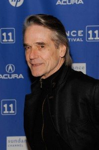 Jeremy Irons attends the Premiere of 'Margin Call' at The Sundance Film Festival