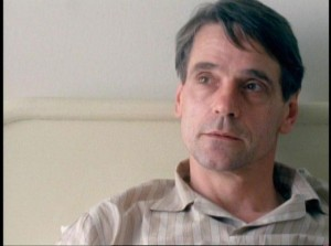 Screen Captures of Jeremy Irons in 'Longitude'