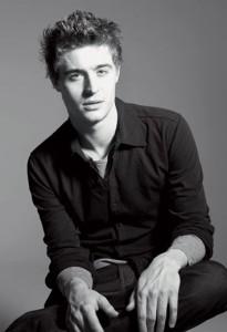 Max Irons - Elle Magazine 2011