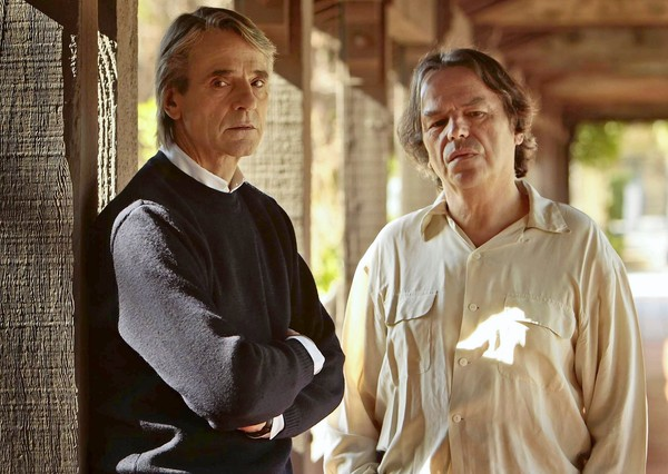 Jeremy Irons and Neil Jordan - The Borgias