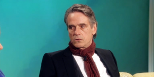 Jeremy Irons on The View to Promote 'The Borgias'