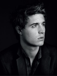 Max Irons Featured in the Los Angeles Times Magazine: The Next Factor