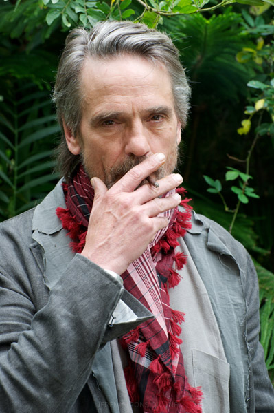 Jeremy Irons Attends The Borgias Press Conference in Beverly Hills, CA