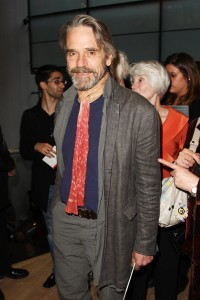 Jeremy Irons attends press night of Cleopatra: Norther Ballet at Sadlers Wells