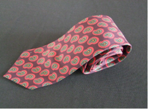 Jeremy Irons' Ralph Lauren Polo Tie Donated to Sellebrity Auction for The Prince's Trust