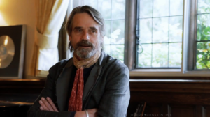 Jeremy Irons, Jackie Paice, and Rick Wakeman for The Sunflower Jam