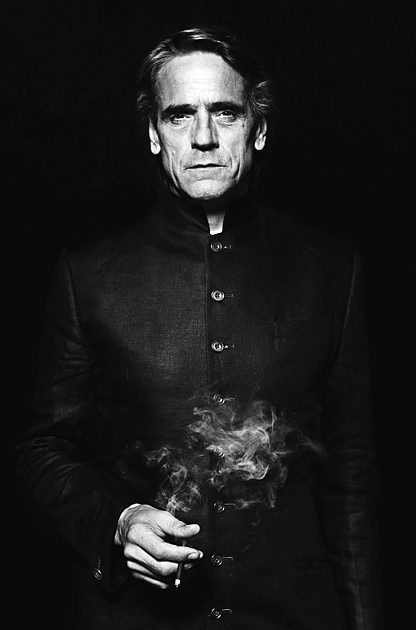 Jeremy Irons at the Zurich Film Festival for the Swiss premiere of Margin Call