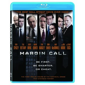 Margin Call Blu-ray