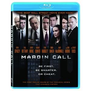 Margin Call Blu-ray