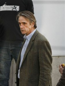 Jeremy Irons: On set and location photos from Night Train to Lisbon