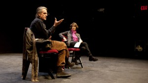 Jeremy Irons interviewed at The New School for Drama